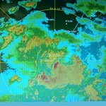 RT @BMKG_BALIKPAPAN: Citra radar 01.40wita: hujan sedang-lebat hampir merata di Balikpapan http://t.co/3wICDcpPlk