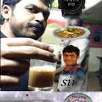 Pinra pa!! @Triplicaneprabu:#Biriyani Teaser on Karthi's Bday... a @dirvenkatprabhu  Diet #HeightOfThinking