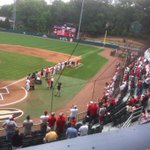 2013 UGA seniors being honored at Foley, including Chance Veazey and Jonathan Taylor http://t.co/jZeWoMu2Qv