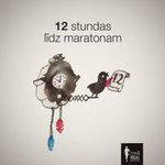 Ldz @NordeaMarathon mazk k 12 stundas! Tiekamies rt Krastmal jau no 6:30! http://t.co/WND50bkswX