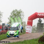 Dziedot dziemsu &quot;I belive I can fly...&quot; :) #rallytalsi http://t.co/To3nucOhRL