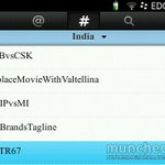 RT @DeepSHMShah: #TGTR67 NOW TRENDING Across INDIA. @nikhilchinapa @TGTROnline @djnawed @Submergemusic o/