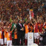 The Champion is Galatasaray! http://t.co/YXAp8Xy4A7