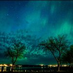 Wow! RT @PrairieLifeSK: @JC_Garden Aurora over Regina Beach last night http://t.co/9dMxxcLgg0