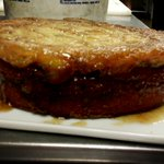 @flipeatery New and improved banana upsidedown cake! #newmenu http://t.co/rrFMZVBE1W