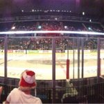 Seats dont come much better than this! #goGRG @griffinshockey #benchchatter #beauties http://t.co/faFkJSGzIy