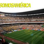 RT @CF_America: Juntos #SomosAmrica! Gracias por su fiel apoyo #SeVieneElAmeCampen http://t.co/CzU1Xu4Lj8