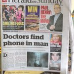 Herald is wiping Truths arse with these various object-found-in-bum stories http://t.co/yRTcDhLmQ5