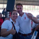 Raul osorio!! Apoyando a nuestra amiga @BerenicePolanco en su arranque de campaa en el domo de la 228!! http://t.co/mXbE1CmSUF
