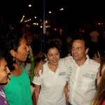 @PaulCarrillo2  continua con recorrido por cada colonia d Cancun esta tarde saludo a vecinos de Fracc. Villas del Mar http://t.co/qH5iKiN4yP