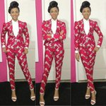 janelle monae @deborahvanessa7: #VGMA2013 outfit #dv #deborahvanessa http://t.co/REmTd2VLPy
