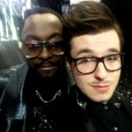 You are now now rocking With @iamwill and @OlympeMusic  :) ahah #TheVoice http://t.co/vg1ztBC4Ei