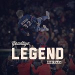 &quot;@cesc4official: Goodbye David, its been a pleasure seeing you play. Great guy. #legend http://t.co/bjfedwU80M&quot;@saramassaad