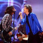 RT @RollingStones: Dave Grohl and @MickJagger performing BITCH last night in Anaheim #Stones50 http://t.co/tlRQGjelhs