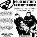 Tuess Rally @ SFSU is b/c of this May 16 incident of campus police brutality https://t.co/r8TnOjEu8R #YAL #OO #OSF http://t.co/IMPJbey6rP