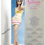 This was another print add for glamstar that appeared last week