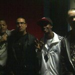 DramaBoi @ the recording session with ENVY outta Norway Huge Collabo with ZEUS New Music dropping soon. http://t.co/w7eiGy2e38