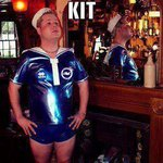 No sponsor on new home shirt as Brighton And Hove release new home shirt for their new Championship campaign http://t.co/i9tvAZIRZz