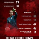 RT @FCBayernStats A season full of records! | Una temporada llena de records! http://t.co/C6N2xtWsYi #Bundesliga (via @FCBayern)