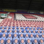 To all the Villa fans at the game, there will be a Petrov on your seat! : http://t.co/cvW7rIZxxU #AVFC