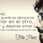 RT @greciasalgar: RT .@FitoPaezMusica http://t.co/aOEu3K2vb4&quot;