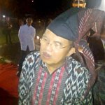 &quot;@Pak_JK: Batik Motif Toraja,&amp; penutup kepala seperti yg dikenakan Sultan Hasanuddin Yakni &quot;Passappu&quot; . #CAPDI http://t.co/abCqXRx21k&quot;
