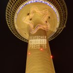 Webvideopreis meets Rheinturm! #wvp13 http://t.co/nGPFu3dL6C