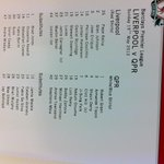 RT @LFC: The last official teamsheet featuring the name of Jamie Carragher... http://t.co/dLJIGyWQIv