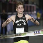 Congrats to @cjerichsen who won the Fargo marathon yesterday in 2:20! That TCTC singlet sealed the victory. http://t.co/bg8Hte5Xj9