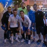 &quot;@amontes10: Con dubarbier @JoseMDiaz90 @Aalfredo08 @JuanJoRuiz13 @pacovallejo_ @Gutiierrez_14 http://t.co/6uTQI4EvRy&quot;
