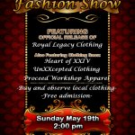 Fashion Show starts in a hour and a half. 201 East Grand River Ave. Lansing, MI http://t.co/TTAjzB1cSp
