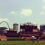@CarolineGlaser: Beautiful day for a Cardinals game!! #letsgocards http://t.co/7Py32pdzB8YES it was!!! #letsgocards