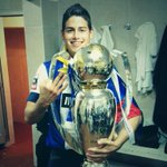 @jamesdrodriguez: Tricampeones! http://t.co/qVb48RsgnJ rt