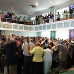 Great time of ministry today @JacksonRevival http://t.co/2uhOa0Helo