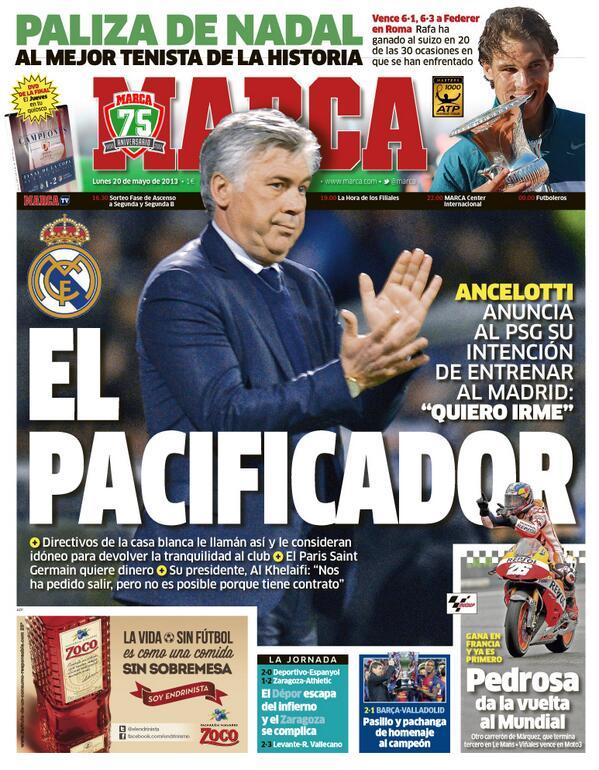 #LaPortada 'El Pacificador' http://t.co/qHMT6kCMMw