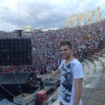 @sandybeales: The crowd and the venue made Verona one of the best gigs ever, crazy buzzing, thanks :) http://t.co/McGHUMICtj