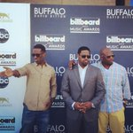 Look who we ran into on the red carpet... Boys ll Men! ABC BBD #BBMA