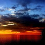 Sunset seascape @ Sochi http://t.co/zP0hTOvqsf