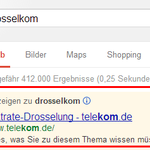 RT @wortfeld Die Telekom kauft jetzt brigens Google Adwords fr &quot;Drosselkom&quot;. http://t.co/9vcc0MFhTv