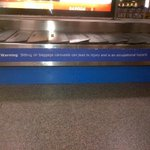 Sign at Mumbai airport.. Ha ha ha http://t.co/mNKaBL6J9r