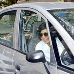 Why not?! RT @IBNLiveMovies: Snapshot: No luxury car here @mandybedi drives a Nano to an event