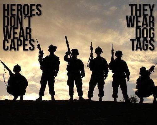 #MilitaryMonday