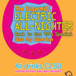 RT @SugarmillStoke: OUR NEXT ALL NIGHTER WERE GOING BACK TO THE 90s! More details later in the week... http://t.co/K9qtw8IRBb