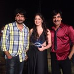 Laxmi rai Guest appearance @Balupu shoot !!