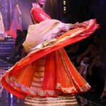 One of my favourite indian evening wear bridal  looks
