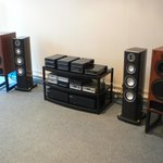 Another picture from our @Cyrus_Audio Anniversary demo. Contact us to have a listen to this fantastic system #Hull RT http://t.co/icscrmwzZP