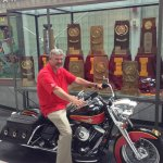 RT @CycloneFB: Coach Rhoads testing out a new ride. #cyclones http://t.co/m90MpoXy8r