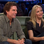 Cameron Diaz, Tom Cruise & @BBC_TopGear's @JeremyClarkson...which one wound up on 2 wheels? http://t.co/vd3vhr1pvd