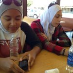 RT @MonaAiyed: Im having lunch with phones. @Ayypanda94 @MaieAiyed bunch of homos. http://t.co/VsIyTejN0u