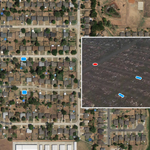 Before and After Image of a Neighborhood hit by the #tornado in #oklahoma https://t.co/KPnEuvmteb